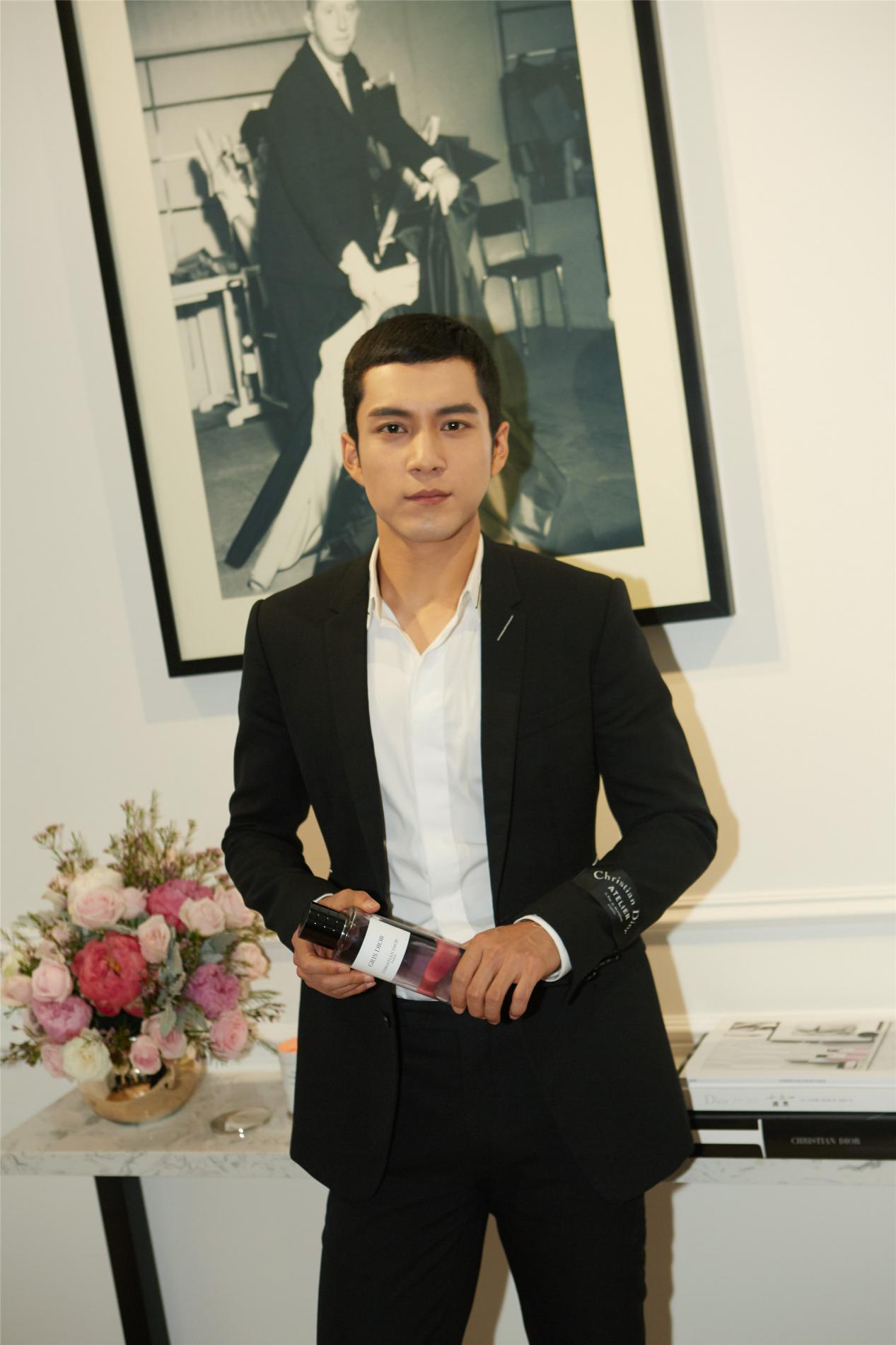 Dior迪奥香氛世家上海启幕 优雅演绎纯正法式生活美学