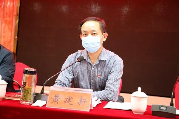 图三:教体局党组书记、局长黄建新讲话.JPG