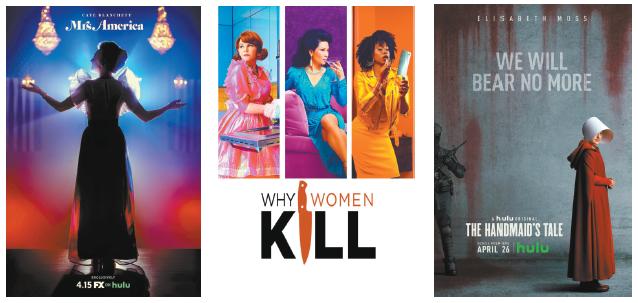 一些女性占据主导地位、支配剧情发展的剧集,在热播的同时也收获好评