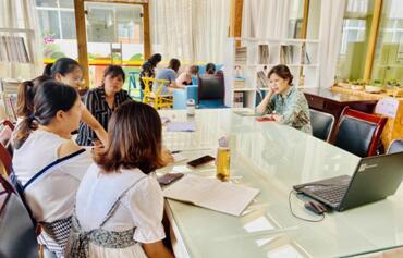 聚焦课程审议,展望下期新篇
